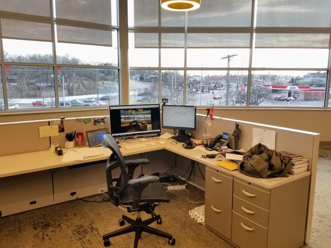 desk for post